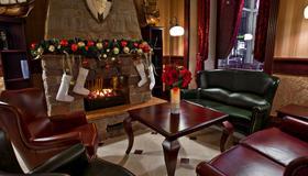 弗拉波利酒店 - 敖德萨 - 休息厅