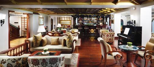 科钦泰姬陵马拉巴尔度假酒店 - 科钦 - 酒吧