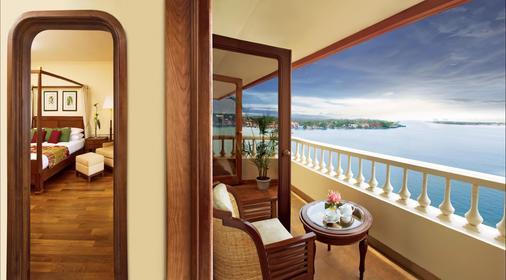 科钦泰姬陵马拉巴尔度假酒店 - 科钦 - 阳台