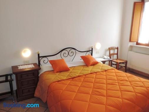 希尼雅酒店 - 佩鲁贾 - 睡房