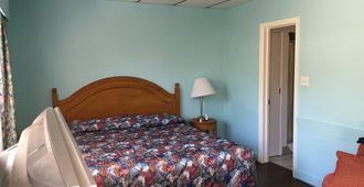 海湾度假村汽车旅馆 - 帕诺滩 - 睡房