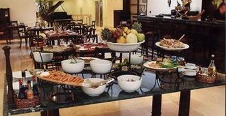 安再尼卡塔套房酒店 - 布宜诺斯艾利斯 - 自助餐