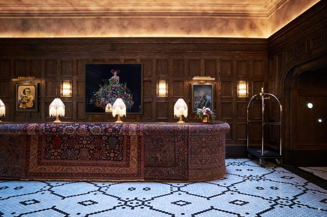 比克曼汤普森酒店 - 纽约 - 柜台