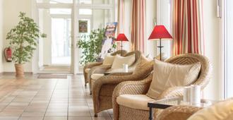 坎帕尼尔莱比锡酒店 - 莱比锡 - 大厅