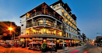 萨拉那精品酒店 - 万象 - 建筑