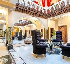 马拉喀什里酒店与里亚德艺术广场