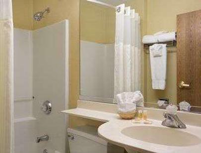 拉斐特戴斯套房酒店 - 拉斐特 - 浴室