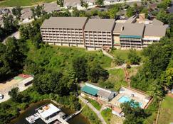 格兰德格莱瑟酒店 - 欧塞奇湾泳滩 - 建筑