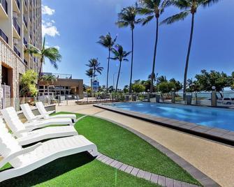 水瓶座海滩酒店 - 汤斯维尔 - 游泳池