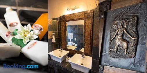 非洲岩旅舍 - 侯斯普瑞特 - 浴室