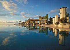 阿马尔菲海岸卡鲁索 - 贝尔蒙德酒店 - 拉韦洛 - 游泳池