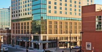 丹佛市中心凯悦广场酒店 - 丹佛 - 建筑
