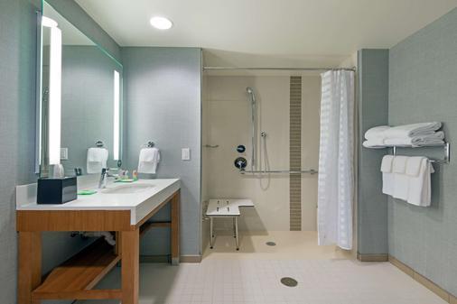 丹佛市中心凯悦广场酒店 - 丹佛 - 浴室