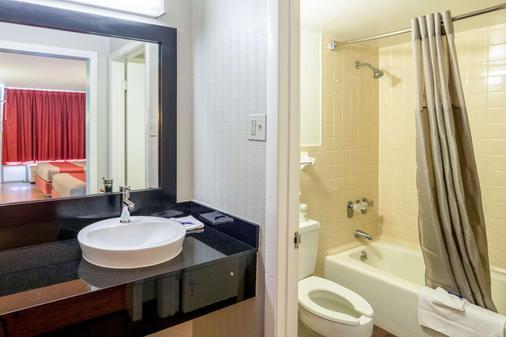 亚特兰大西北玛丽埃塔6汽车旅馆 - 玛丽埃塔市 - 浴室