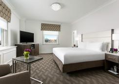 波士顿丽亭酒店 - 波士顿 - 睡房