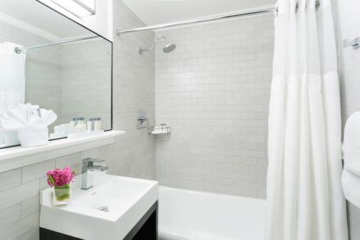 波士顿丽亭酒店 - 波士顿 - 浴室