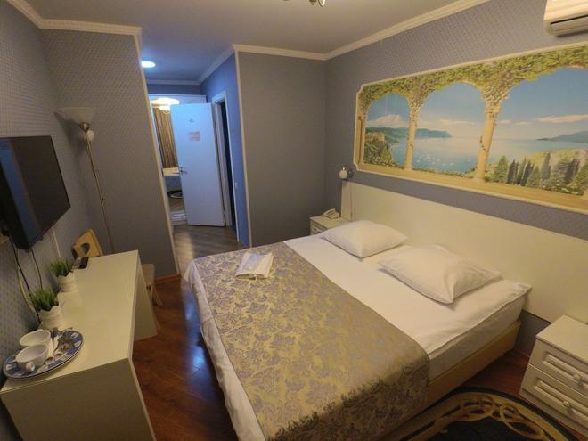 奥克斯柯伊酒店 - 莫斯科 - 睡房