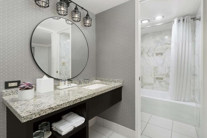 旧金山斯坦福庭院酒店 - 旧金山 - 浴室