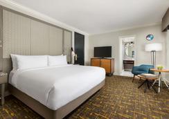 旧金山斯坦福庭院酒店 - 旧金山 - 睡房