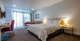 韦斯赫温汽车旅馆 - 福克斯冰川 - 睡房