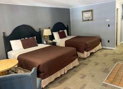 林肯附近白山温德姆旅游旅馆 - 林肯 - 睡房