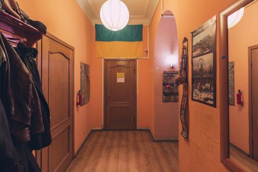 Tiu克莱斯查狄克旅舍 - 基辅 - 门厅