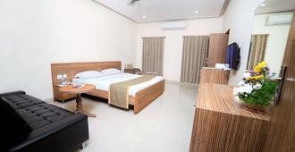 泰姬玛哈酒店(阿比兹路店) - 海得拉巴 - 睡房