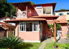 阿拉斯托岛屿酒店 - Vila do Abraao - 建筑