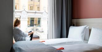 奥斯陆城市之盒酒店 - 奥斯陆 - 睡房