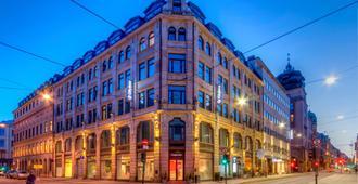 奥斯陆城市之盒酒店 - 奥斯陆 - 建筑