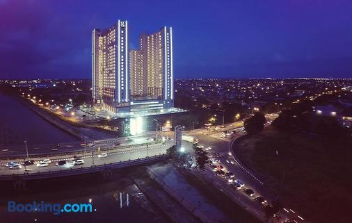 古纳旺萨merr公寓 - 安东 - 泗水 - 建筑
