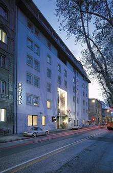 布里科斯里昂酒店 - 特伦托 - 建筑