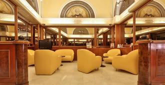 摩登威尔第贝斯特韦斯特酒店 - 热那亚 - 休息厅