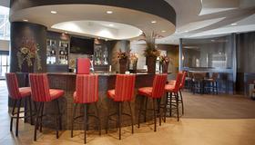 卡加利机场自由港贝斯特韦斯特顶级旅馆 - 卡尔加里 - 酒吧