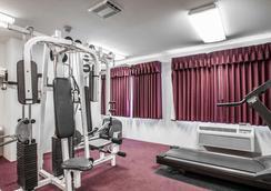 贝灵厄姆格兰德套房品质酒店 - 贝灵厄姆 - 健身房