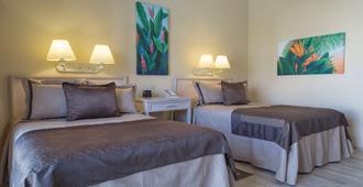 皇家岛民度假酒店 - 坎昆 - 睡房
