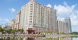 维悦统茂酒店 - 台南 - 建筑
