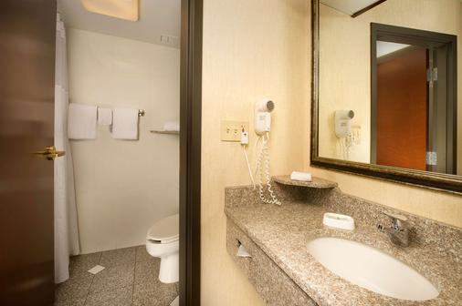 都伯林哥伦布德鲁套房酒店 - 都柏林 - 浴室
