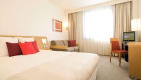 格勒诺布尔中心诺富特酒店 - 格勒诺布尔 - 睡房