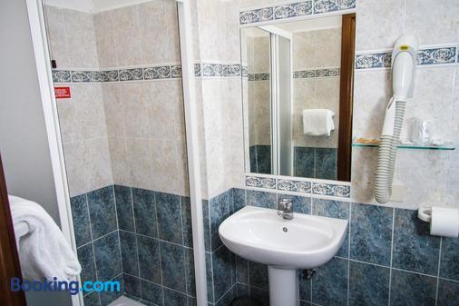 佛罗伦萨尼斯酒店 - 佛罗伦萨 - 浴室