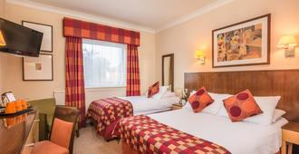 海菲尔德酒店 - 南安普敦 - 睡房