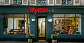 艾丽艮西亚克拉央酒店 - 巴黎 - 建筑