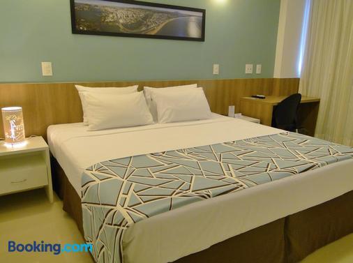 布里斯托尔阿拉米达维多利亚酒店 - 维多利亚 - 睡房