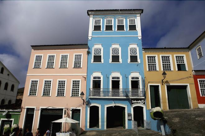 索布拉多 25 号酒店 - 青年旅舍 - 萨尔瓦多 - 建筑