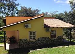 阿瓜维瓦斯庄园酒店 - 皮雷诺波利斯 - 建筑