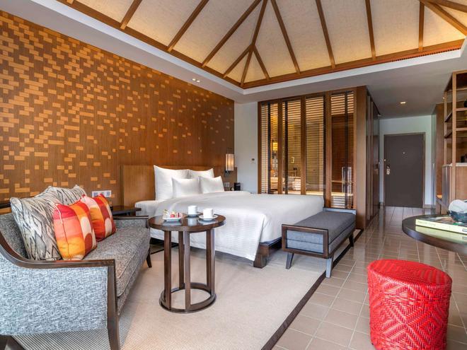 琅勃拉邦铂尔曼酒店 - 琅勃拉邦 - 睡房