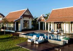 琅勃拉邦铂尔曼酒店 - 琅勃拉邦 - 游泳池