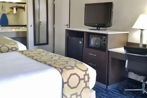 亚瑟港贝蒙特套房酒店 - Port Arthur - 睡房