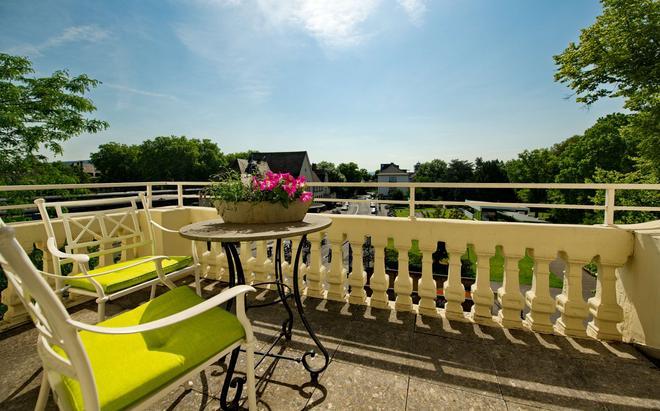 凯瑟尔霍夫贝斯特韦斯特酒店 - 波恩(波昂) - 阳台