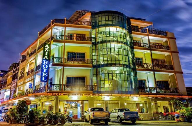 亚洲大酒店 - 马德望 - 建筑